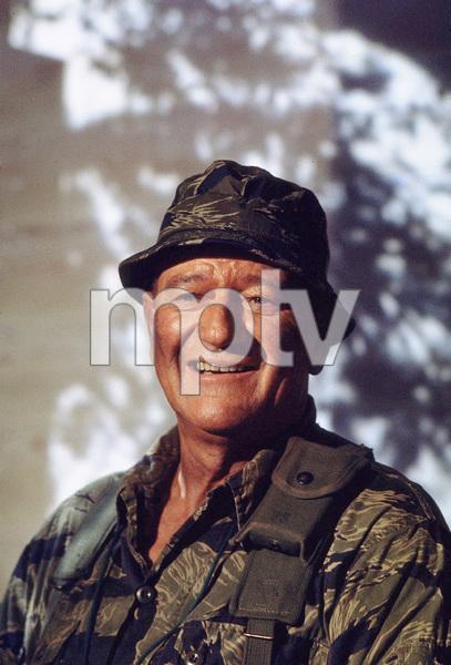 """The Green Berets"" John Wayne 1967 Warner Brothers © 1978 David Sutton - Image 3469_0224"