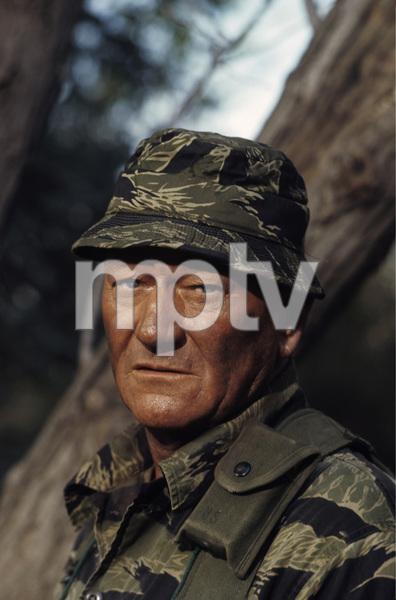 """The Green Berets""John Wayne1967© 1978 David Sutton - Image 3469_0299"
