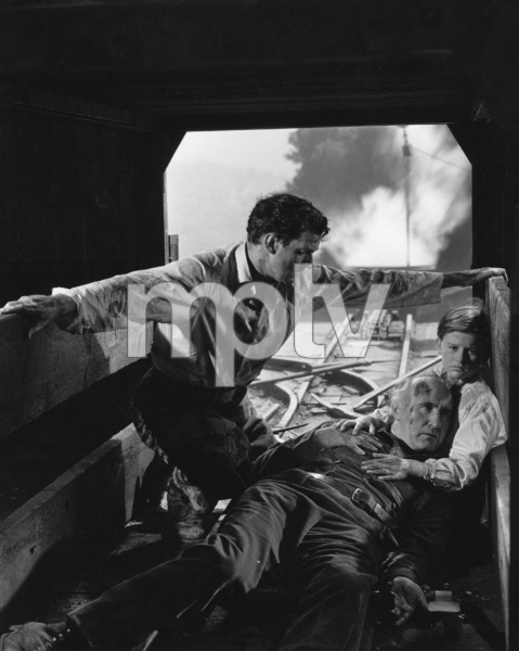 """How Green Was My Valley"" Walter Pidgeon & Roddy McDowall 1941 20th Century Fox **I.V. - Image 3493_0021"