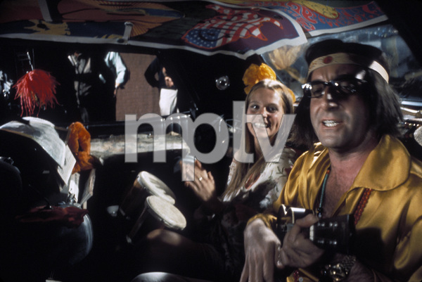 """""""I Love You, Alice B. Toklas!""""Leigh Taylor-Young, Peter Sellers1968 Warner Brothers © 1978 Bruce McBroom - Image 3495_0114"""