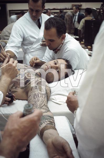 """The Illustrated Man"" Rod Steiger 1968 © 1978 David Sutton - Image 3500_0113"