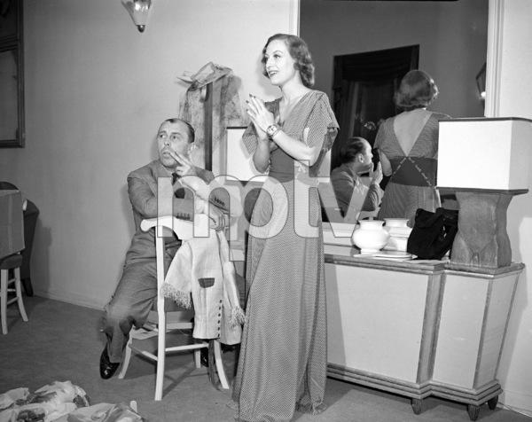 Joan CrawfordHurrell