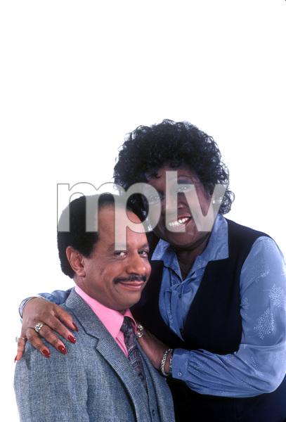 """""""The Jeffersons""""Sherman Hemsley, Isabel Sanford1983 © 1983 Gene Trindl - Image 3513_0002"""