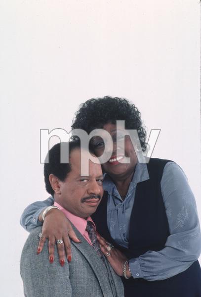 """The Jeffersons""Sherman Hemsley, Isabel Sanford1983  CBS © 1983 Gene Trindl - Image 3513_0003"