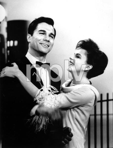 """The Judy Garland Show""Judy Garland and George Mahariscirca 1963**I.V. - Image 3517_0002"