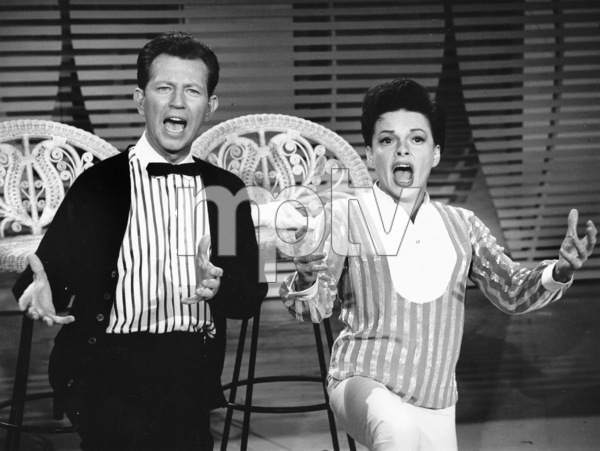 """The Judy Garland Show""Judy Garland and Donald O"