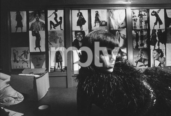 Jane FondaOn the New York location of
