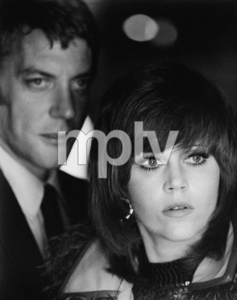 Jane Fonda, Donald Sutherland, KLUTE, Warner Bros., 1971, **I.V. - Image 3529_0386
