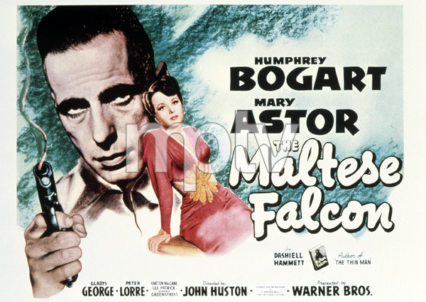 """""""The Maltese Falcon"""" (Poster)1941 Warner Brothers - Image 3570_0018"""