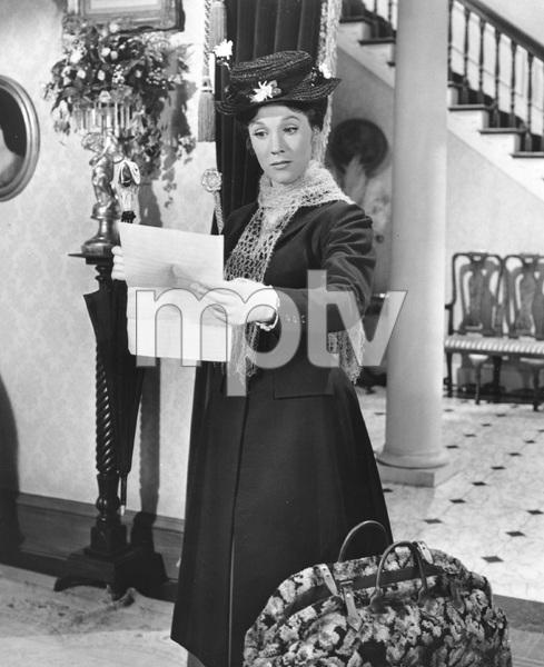 Julie Andrews, MARY POPPINS, Disney, 1964, I.V. - Image 3581_0031
