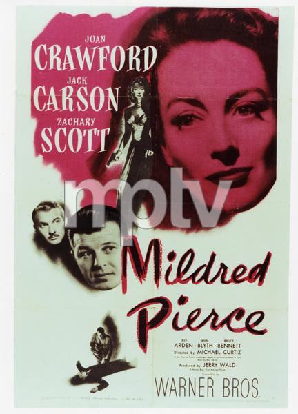 """""""Mildred Pierce""""Poster1945 Warner Brothers **I.V. - Image 3593_0018"""