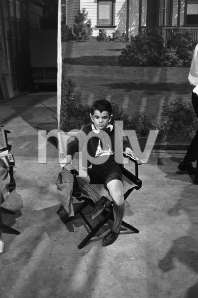 """The Munsters""Butch Patrick1964© 1978 Bob Willoughby - Image 3600_0126"