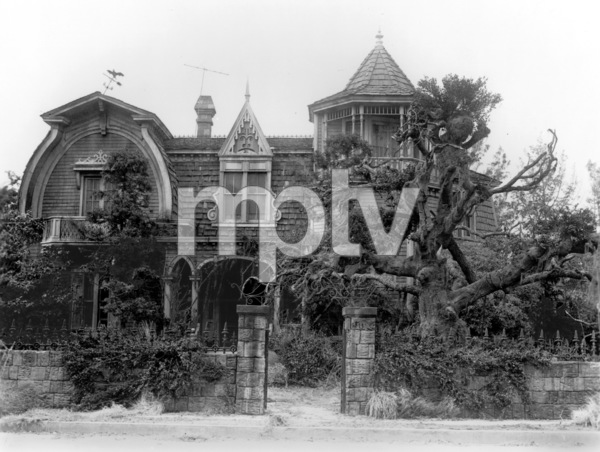 """""""The Munsters""""Exteriorcirca 1964** Part of the Kevin Burns Collection - Image 3600_0218"""