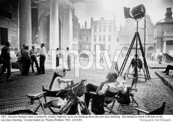 """My Fair Lady""Audrey Hepburn, Dir. George Cukor1963 /Warner Brothers © 1978 Bob Willoughby - Image 3604_0619"