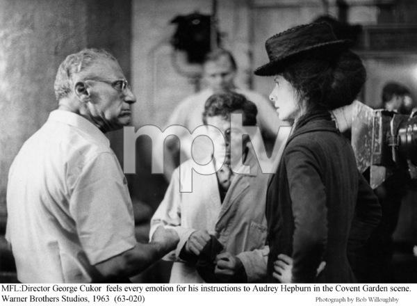 """My Fair Lady""Dir. George Cukor, Audrey Hepburn1963 / Warner Brothers © 1978 Bob Willoughby - Image 3604_0669"