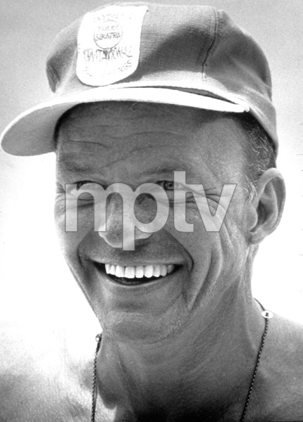 """None But The Brave""Dir. Frank Sinatra on the set.1964 / © 1978 David Sutton - Image 3619_0105"