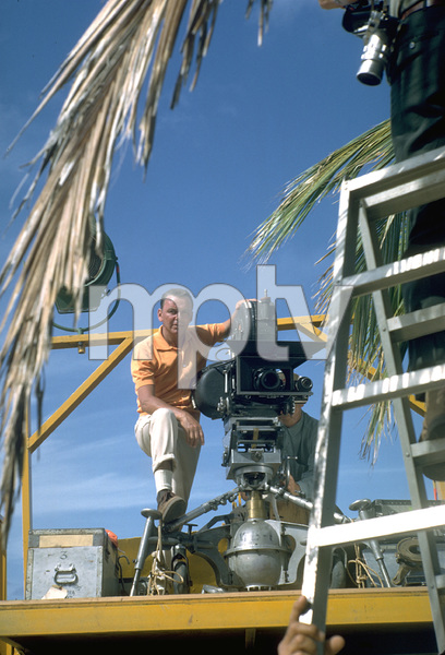 """None But The Brave""Dir. Frank Sinatra on location.1964 / © 1978 David Sutton - Image 3619_0107"