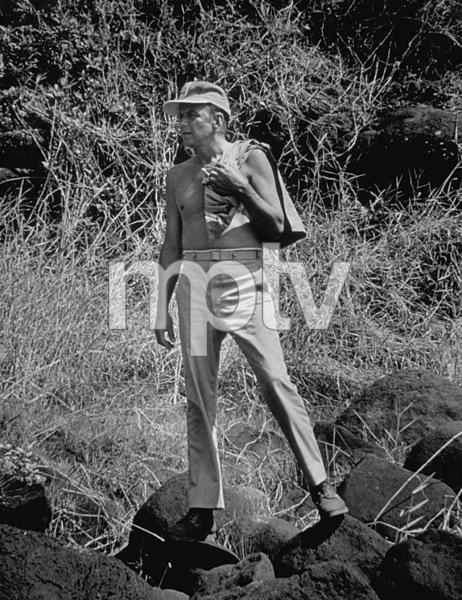 """None But The Brave""Frank Sinatra on location1964 Warner/ © 1978 David Sutton - Image 3619_0119"