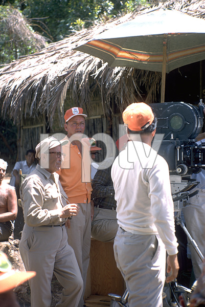 """None But The Brave""Frank Sinatra on location.1964 Warner/ © 1978 David Sutton - Image 3619_0124"