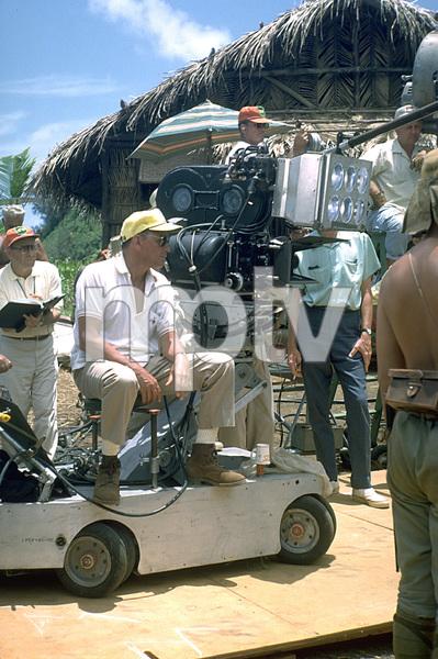 """None But The Brave""Frank Sinatra on location.1964 Warner/ © 1978 David Sutton - Image 3619_0125"