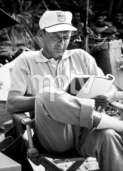 """None But The Brave""Director Frank Sinatra1965/Warner Bros. © 1978 David Sutton - Image 3619_0138"