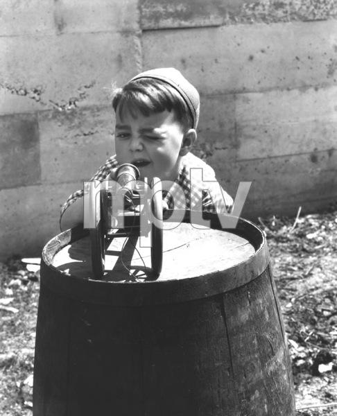 """""""Our Gang""""George McFarlandc. 1935Hal Roach Prod. / **I.V. - Image 3636_0083"""