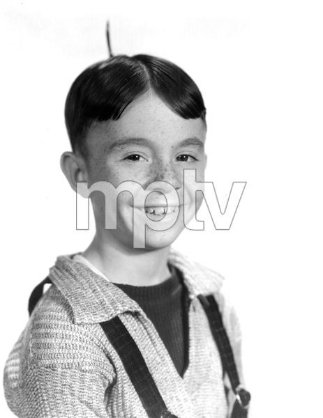 """Our Gang""Carl ""Alfalfa"" SwitzerC. 1935**I.V. - Image 3636_0089"