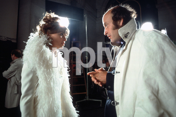 """Petulia""Director Richard Lester, Julie Christie1967 © 1978 Bob Willoughby - Image 3651_0042"