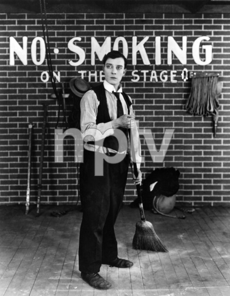 """The Playhouse""Buster Keaton1921 First National Pictures - Image 3656_0002"