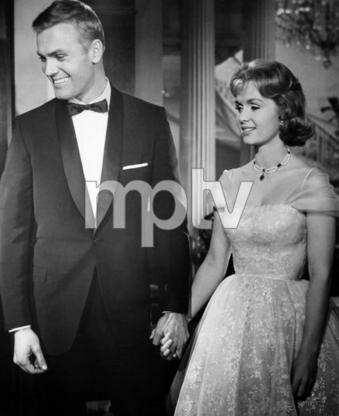 """""""The Pleasure of His Company""""Tab Hunter, Debbie Reynolds1961 Paramount Pictures - Image 3658_0028"""