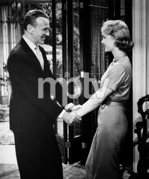 """The Pleasure of His Company""Fred Astaire, Debbie Reynolds1961 Paramount Pictures - Image 3658_0030"