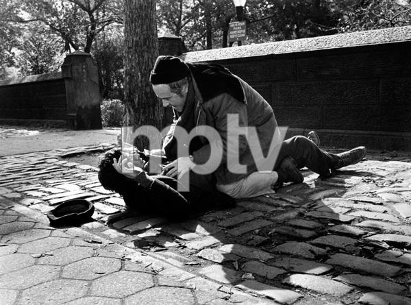 """The Prisoner of Second Avenue""Sylvester Stallone, Jack Lemmon1975 Warner Brothers - Image 3668_0104"