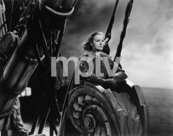 """Queen Christina""Greta Garbo1933 MGM** I.V. - Image 3670_0014"