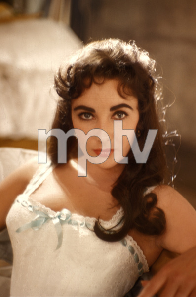 Raintree Countyelizabeth Taylor During The Filming 1957 1978 Bob