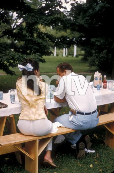 """Raintree County""Elizabeth Taylor on location1957 © 1978 Bob Willoughby - Image 3678_0073"