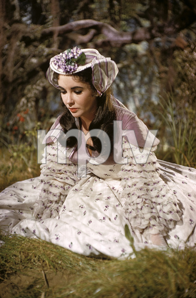 """Raintree County""Elizabeth Taylor1957© 1978 Sanford Roth / A.M.P.A.S. - Image 3678_0113"