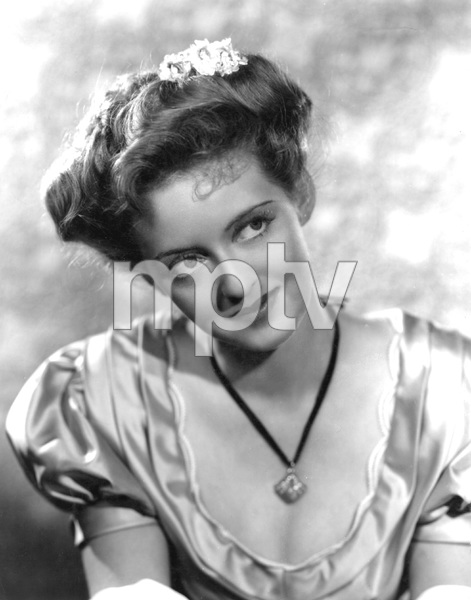 Bette Davis, THE SISTERS, WB, 1938, Photograph by ELMER FRYER, I.V. - Image 3723_0001
