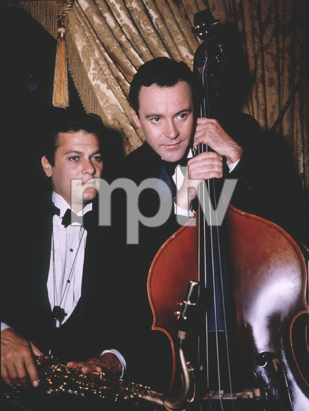 Tony Curtis, Jack LemmonFilm SetSome Like It Hot (1959)0053291**I.V. - Image 3733_0015