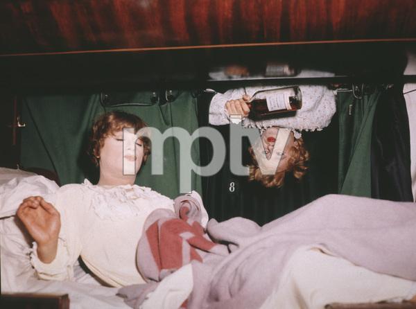 Tony Curtis, Jack LemmonFilm SetSome Like It Hot (1959)0053291**I.V. - Image 3733_0020