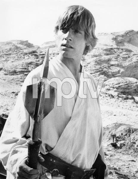 """""""Star Wars"""" Mark Hamill 1977 Lucasfilm© 1978 John Jay - Image 3748_0150"""