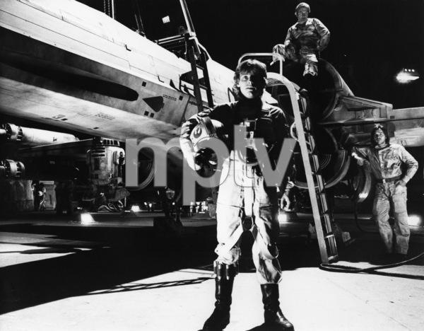 """""""Star Wars"""" Mark Hamill 1977 Photo by John Jay - Image 3748_0199"""
