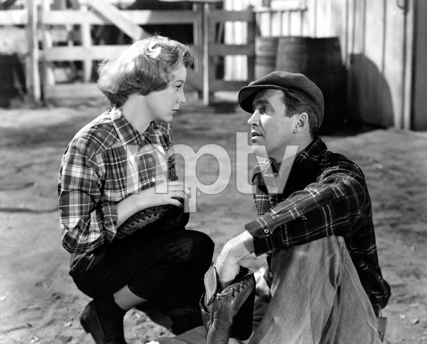 """""""The Stratton Story""""June Allyson, James Stewart1949 MGM - Image 3754_0002"""