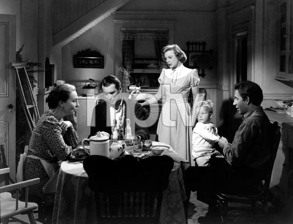 """The Stratton Story""Agnes Moorhead, James Stewart, June Allyson, Frank Morgan1949 MGM - Image 3754_0003"