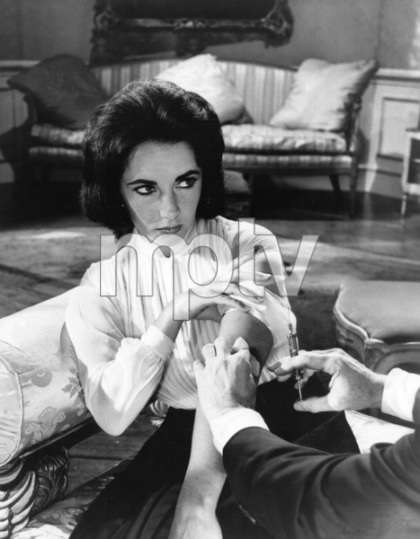 """Suddenly Last Summer""Elizabeth Taylor1959 Columbia / **I.V. - Image 3756_0023"