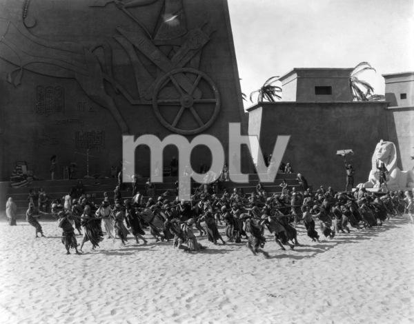 """The Ten Commandments""1923 Paramount** I.V. - Image 3766_0516"