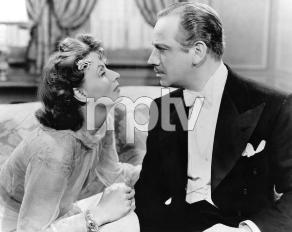 """""""Two-Faced Woman""""Greta Garbo, Melvyn Douglas1941 MGMPhoto by C.S. Bull - Image 3794_0001"""