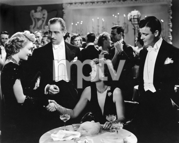 """Two-Faced Woman""Constance Bennett, Melvyn Douglas, Greta Garbo, Robert Sterling1941 MGM - Image 3794_0002"