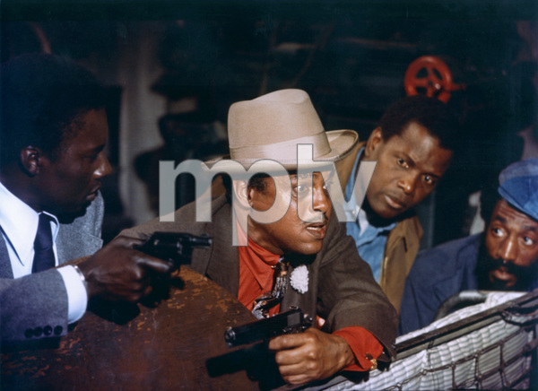 """Uptown Saturday Night""Sidney Poitier, Bill Cosby1974 First Artists** I.V. - Image 3802_0106"