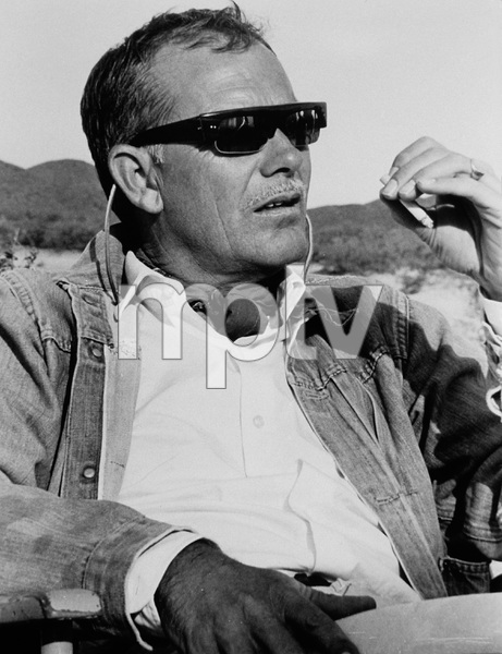 """The Wild Bunch""Director Sam Peckinpah1969 Warner BrothersPhoto by Bernie Abramson - Image 3820_0217"