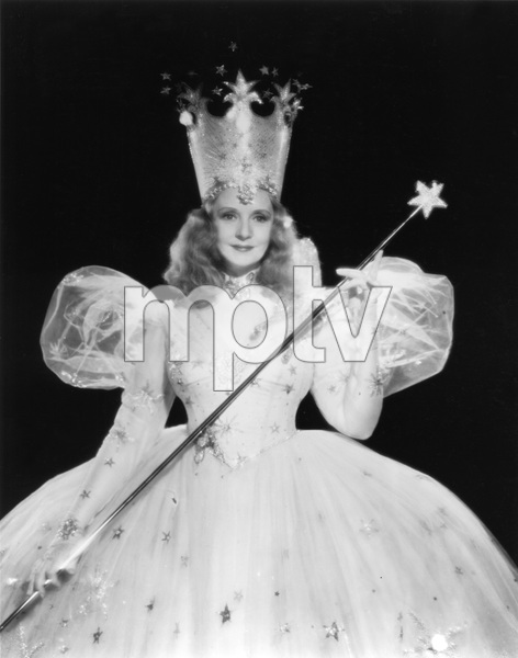 """""""The Wizard of Oz""""Billie Burke1939 MGM - Image 3823_0114"""
